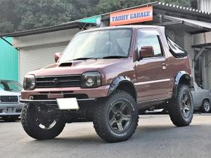 スズキ ジムニー ランドベンチャー 4WD リアカット 2インチアップ