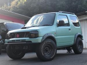 スズキ ジムニー 4WD アルミホイール