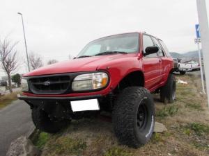 フォード エクスプローラー エクスペディション 4WD リフトアップ 左ハンドル