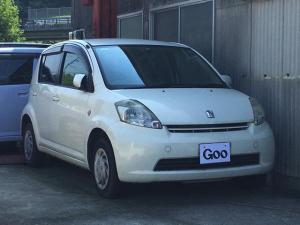 トヨタ パッソ X ヘッドライトHID キーレス CDオーディオ