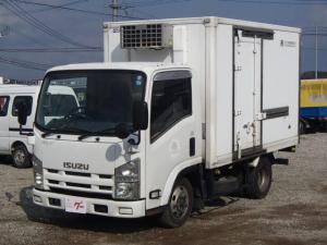 いすゞ エルフトラック フルフラットロー 低温冷蔵冷凍車 ディーゼル マニュアル車