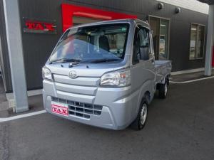 ダイハツ ハイゼットトラック スタンダードSAIIIt 届出済未使用車 スマートアシスト Wエアバック ABS