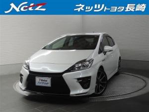 トヨタ プリウス Sツーリングセレクション・G's メモリーナビ ワンセグTV