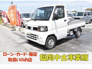 日産 クリッパートラック DX マニュアル パワステ