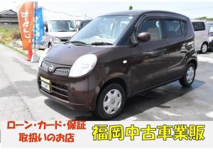 日産 モコ E 車検令和3年4月 タイミングチェーン エアバック