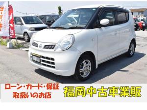日産 モコ E 車検令和3年2月 タイミングチェーン