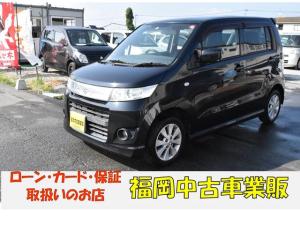 スズキ ワゴンRスティングレー X 車検令和3年5月27日 ナビ TV タイミングチェーン