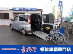 トヨタ ファンカーゴ G ウェルキャブ 車いす仕様車 スロープタイプ
