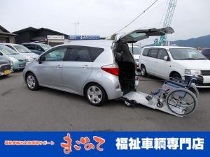 トヨタ ラクティス G 1.5G ウェルキャブ 車いす仕様車 スロープタイプ タイプI 助手席側リヤシート付 室内除菌済み