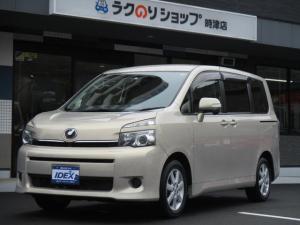 トヨタ ヴォクシー X Lエディション SDナビ ETC バックカメラ ワンセグ