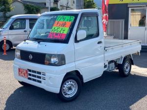 日産 クリッパートラック DX エアコン パワステ 5速MT CD 4WD
