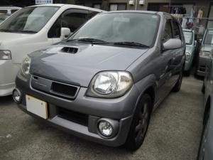 スズキ Keiワークス ベースグレード 5MT ターボ車 キーレス CDオーディオ