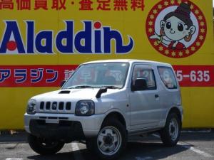 スズキ ジムニー XL 5速MT 4WD ターボ キーレス アラジン諫早店