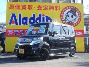 ホンダ N-BOXカスタム G・Lパッケージ ナビ TV パワースライド アラジン大村店