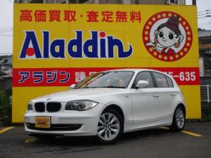BMW 1シリーズ 116i キーレス 純正ナビ ETC アルミ アラジン諫早店
