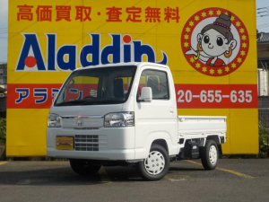 ホンダ アクティトラック タウン 届出済み未使用車 キーレス パワーウインドウ CD 4WD