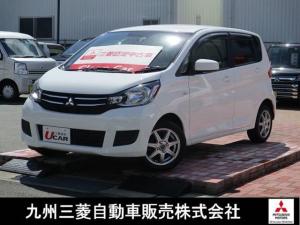 三菱 eKワゴン M e-アシスト CD再生 1オーナー ABS キーレスエントリー 記録簿 エアバック アイドリングストップ搭載 アルミホイール