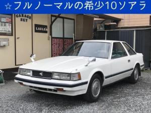 トヨタ ソアラ VX 前期 フェンダーミラー 新品ダイナモ交換済 フルノーマルの1台
