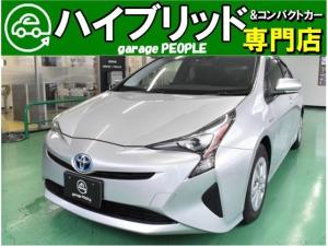 トヨタ プリウス S ナビ取付 スマートキ ABS パワステ パワーウインドウ