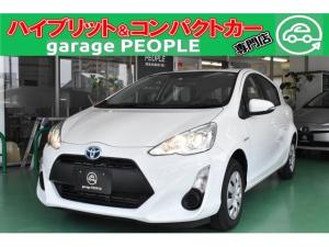 トヨタ アクア L PS/AC/ABS/オーディオ/ETC