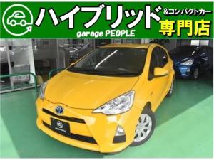 トヨタ アクア S ETC/ナビ/バックカメラ/PS/PW/ABS