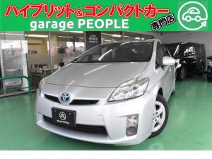 トヨタ プリウス L ETC/ナビ/ワンセグ/PS/PW/ABS