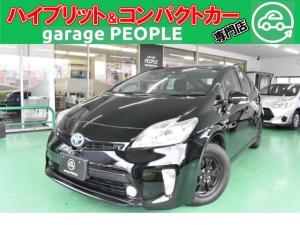 トヨタ プリウス S ETC/純正ナビ/PS/PW/ABS