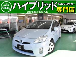 トヨタ プリウス G 純正ナビ/ワンセグ/クルーズコントロール/ETC/保証付き