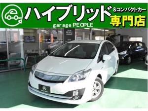トヨタ プリウス S LEDエディション/純正ナビ/フルセグ/Bluetooth/Bカメラ/ETC/保証付き