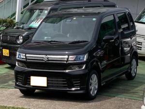 スズキ ワゴンR ハイブリッドFZ 届出済未使用車 保証付き 8インチナビ 衝突軽減ブレーキ スマートキー シートヒーター バックモニター Bluetooth接続OK アイドリングストップ ベンチシートクリアランスソナー