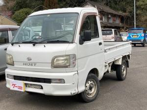 ダイハツ ハイゼットトラック スペシャル 切替4WD パワステ