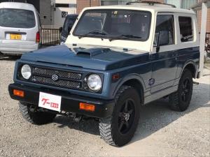 スズキ ジムニー HC 4WD ETC 5MT 背面タイヤハードカバー ツートンカラー