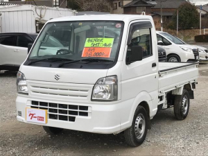 スズキ キャリイトラック KCエアコン・パワステ 4WD AC 5MT