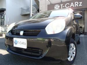 トヨタ パッソ X 純正CDデッキ キーレス 記録簿 Wエアバッグ ABS