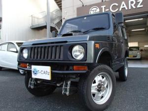 スズキ ジムニー HC 4WD 社外CDデッキ