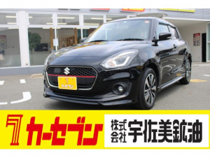 スズキ スイフト RS セーフティパッケージ装着車 LEDライト シートヒーター運転席 ETC 社外SDナビMDV-L503W スマートキー