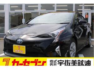 トヨタ プリウス S LEDライト オートハイビーム 純正SDナビ フルセグTV