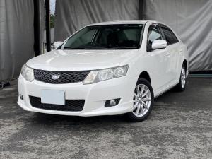 トヨタ アリオン A18 アリオン A18 Gパッケージ・4WD・スマートキー・HID・15インチアルミ・ウッドパネル・HDDナビ・スマートキー・ABS・パワーウインドウ・オートエアコン
