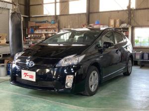 トヨタ プリウス S LEDエディション ABS オートライト LEDヘッドランプ スマキー