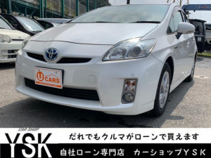 トヨタ プリウス S 1年保証 フルセグ HDD Bluetooth対応