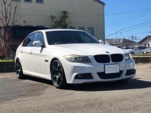BMW 3シリーズ 320i Mスポーツパッケージ 純正ナビ バックカメラ RAYS19インチアルミホイル ETC 2008年モデル