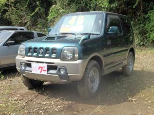 スズキ ジムニー ランドベンチャー ターボ 4WD AT キーレス CD AW