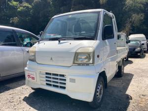三菱 ミニキャブトラック ベースグレード オートマ車 2WD エアコン タイミングベルト交換済