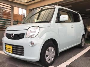 日産 モコ X CVT AC バックカメラ 4名乗り オーディオ付