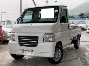 ホンダ アクティトラック SDX 5速マニュアル 4WD エアコン パワステ タイヤ4本新品 12inアルミ タイミングベルト交換済み