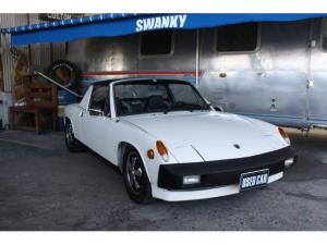 ポルシェ 914  914 ミツワディーラー車 5MT インジェクションモデル