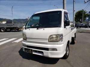 ダイハツ ハイゼットトラック ベースグレード 2WD・5速車・エアコン・社外CDコンポ・タイミングベルト・ウォーターポンプ・テンショナー交換済み。