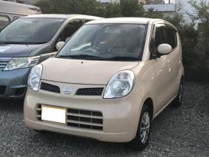 日産 モコ S キーレス ポータブルナビ CDオーディオ オートマ車
