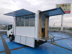 日産 アトラストラック  移動販売車 キッチンカー 移動カフェ AT
