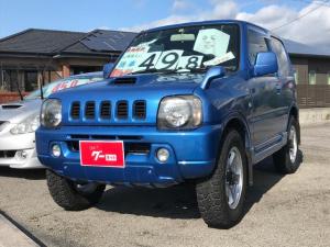 スズキ ジムニー FISフリースタイルワールドカップリミテッド ターボ 4WD